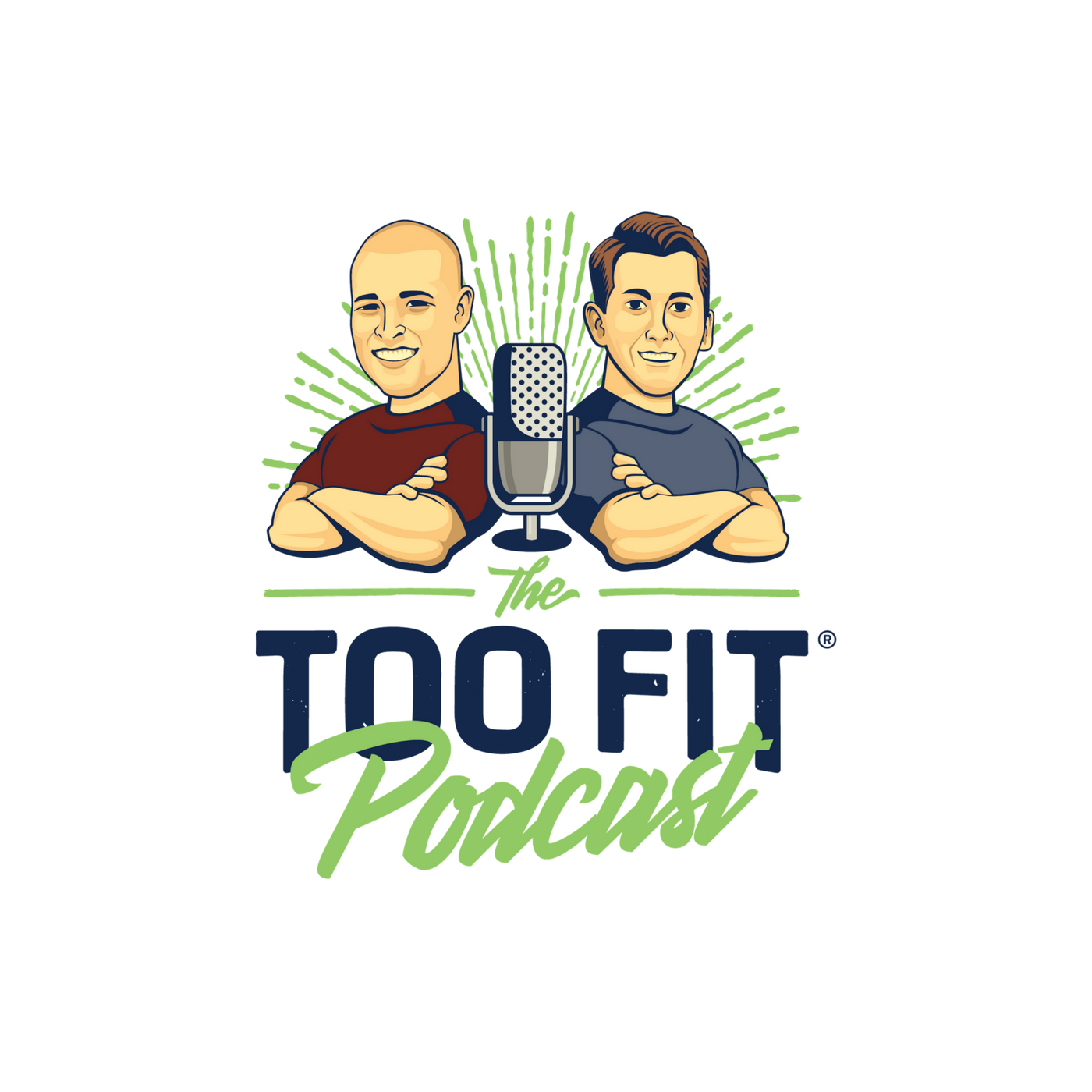 The Too Fit Podcast