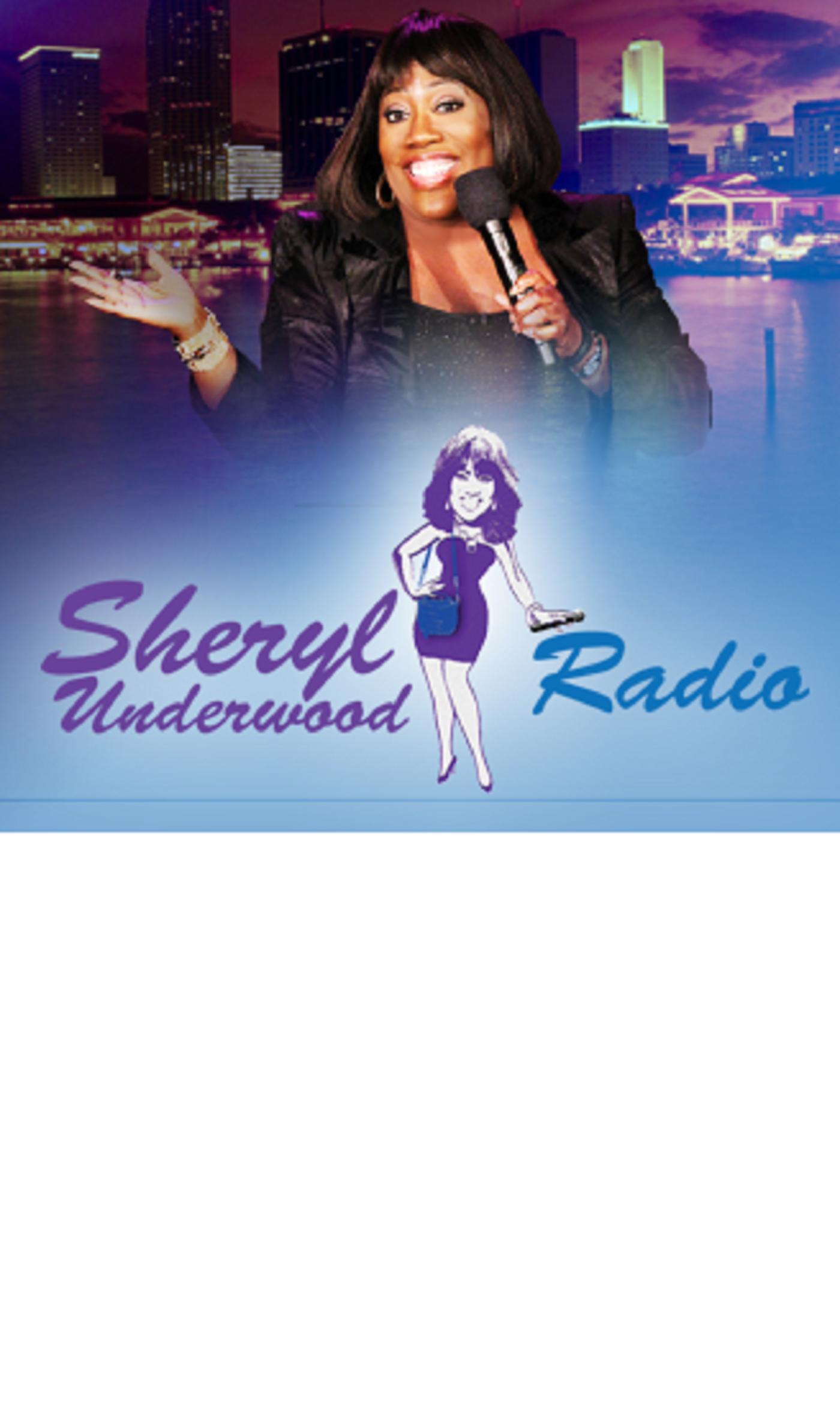 sherylunderwoodradio's podcast