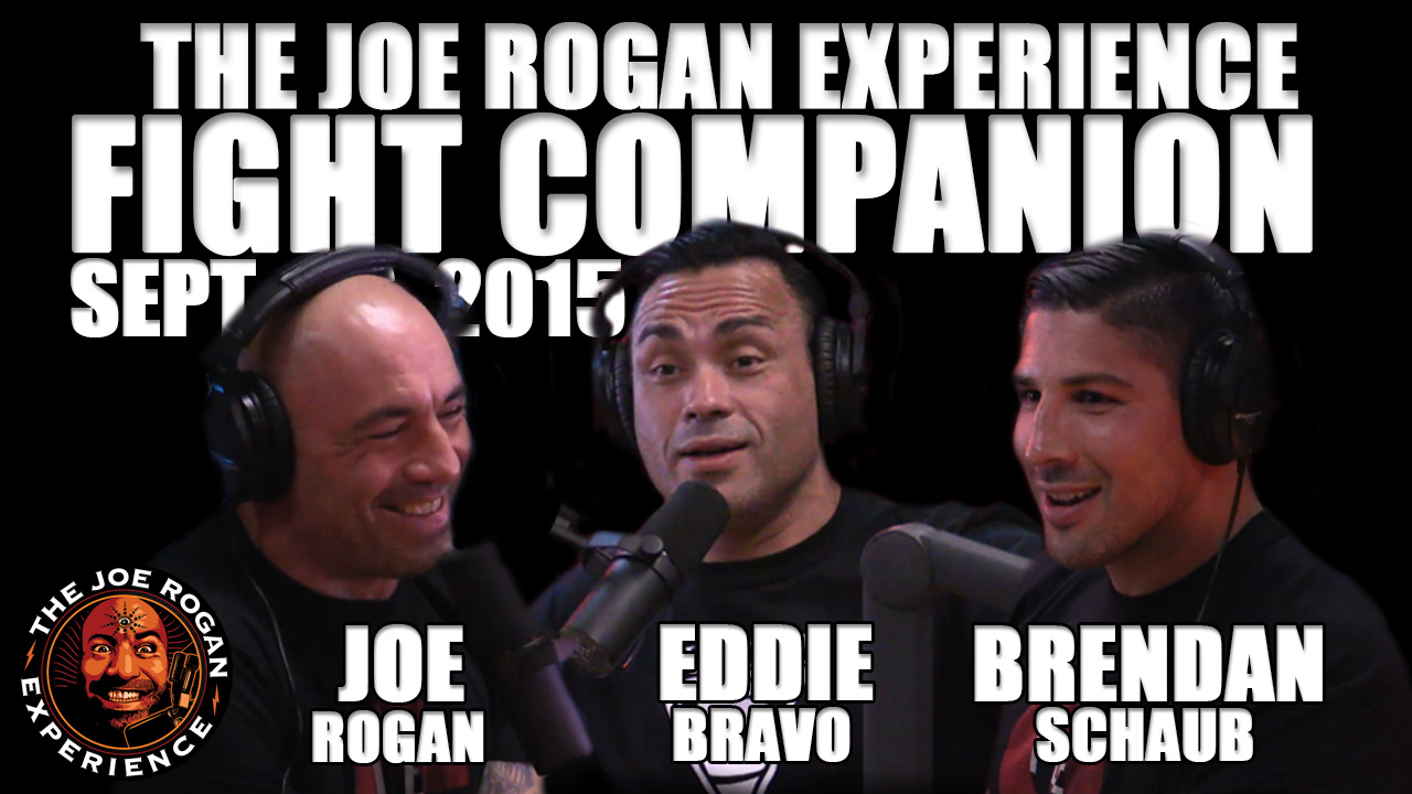 The Joe Rogan Experience Fight Companion - Sept. 26, 2015