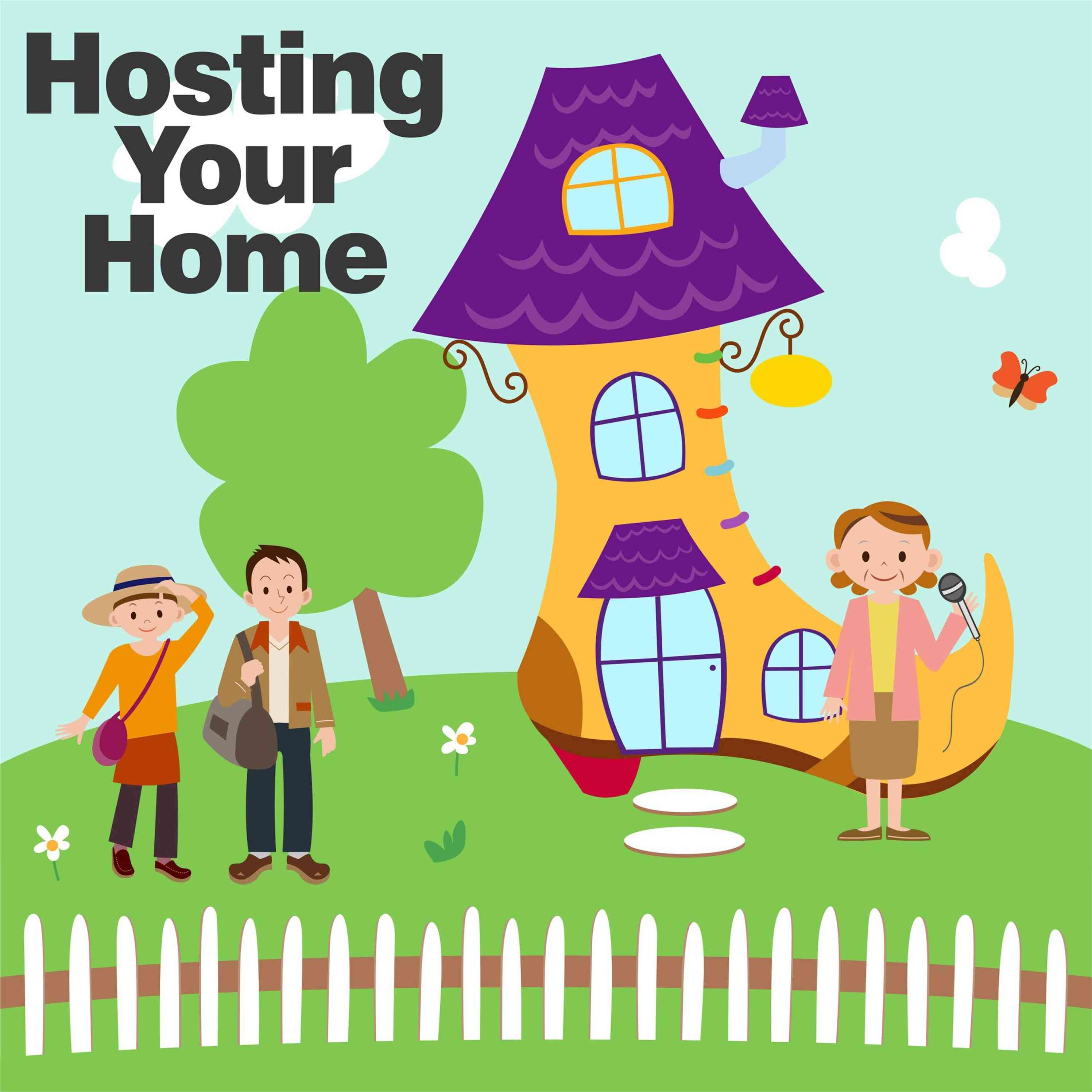 Hosting Your Home - Airbnb host stories | Listen via Stitcher for