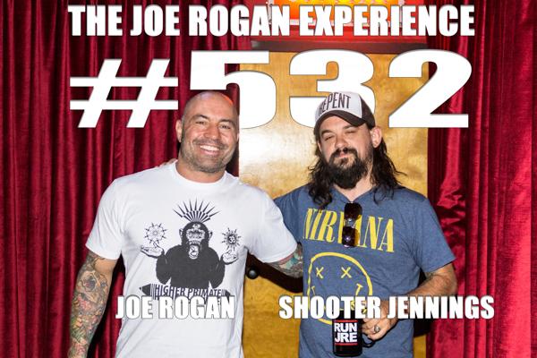 The Joe Rogan Experience #532 - Shooter Jennings