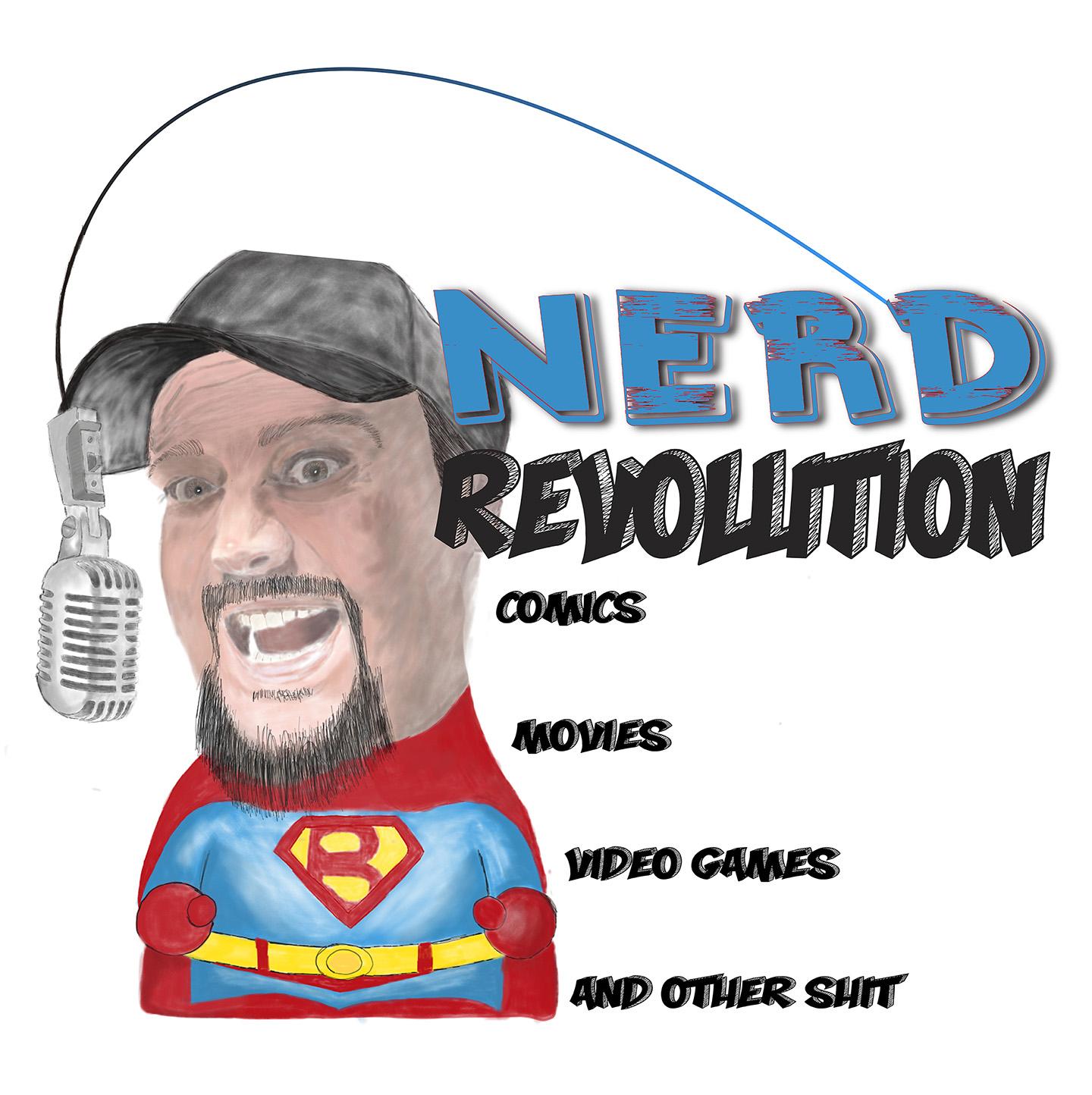 Nerd Revolution! Podcast - Listen, Reviews, Charts - Chartable