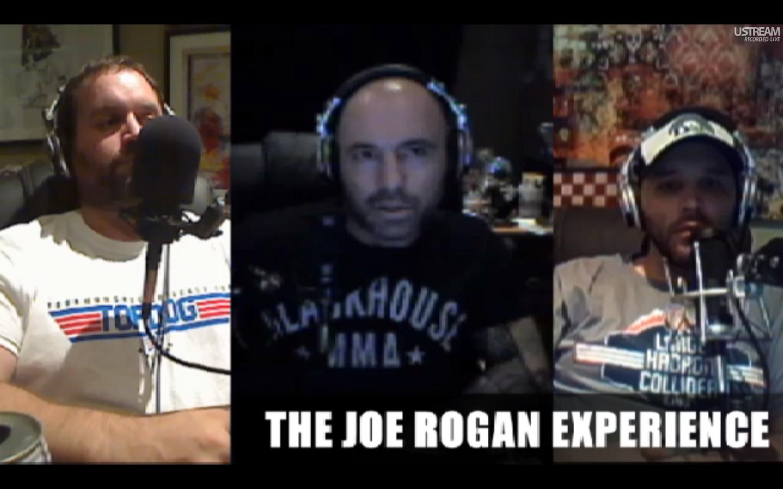 The Joe Rogan Experience #264- Tom Segura, Brian Redban