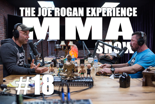 The Joe Rogan Experience JRE MMA Show #18 with Pat Miletich