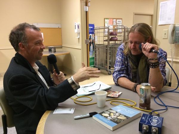 Doug & Jobi during the Night Shift - The Doug Stanhope Podcast