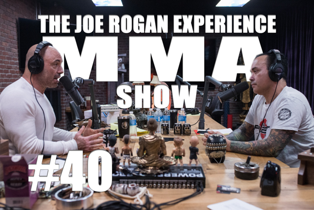 The Joe Rogan Experience JRE MMA Show #40 with Eddie Bravo