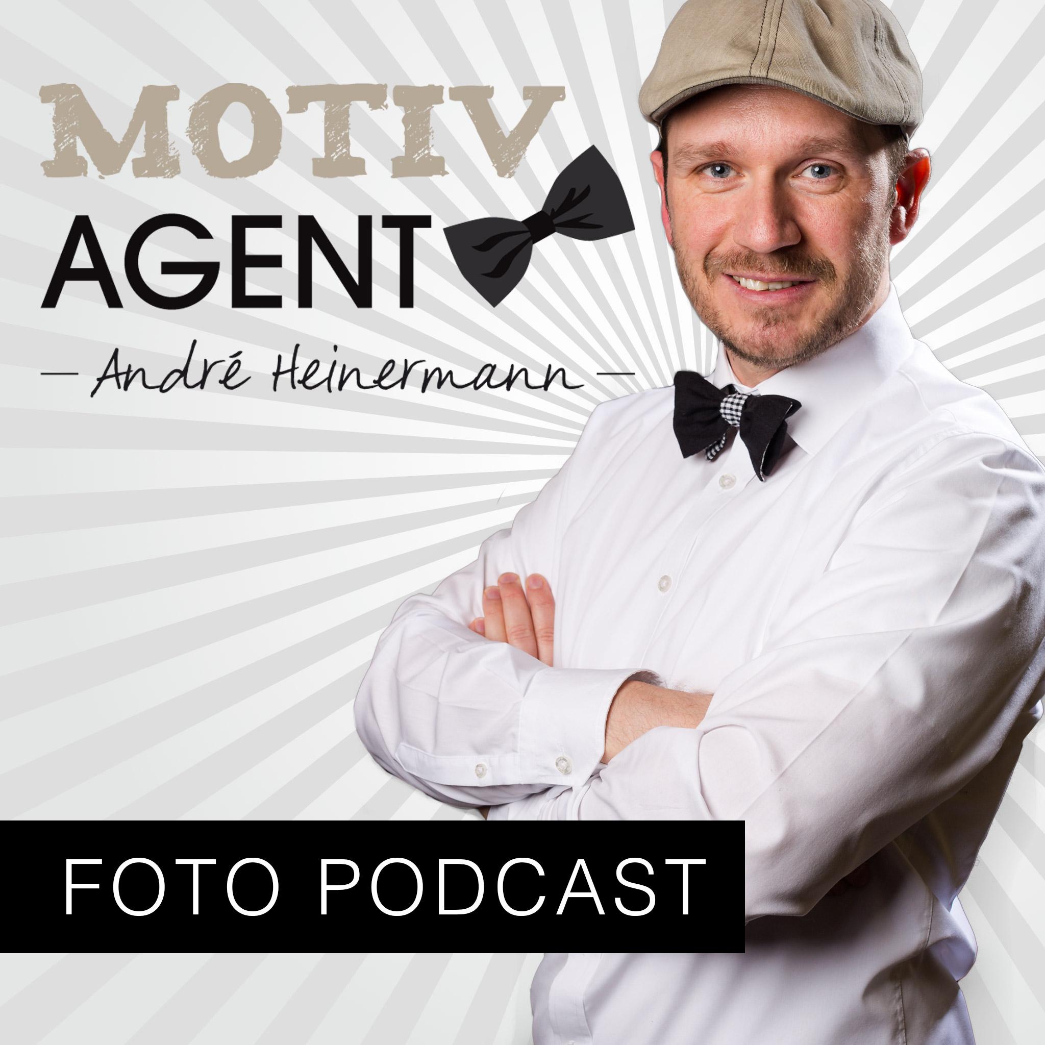 Motivagent | André Heinermann Foto Podcast