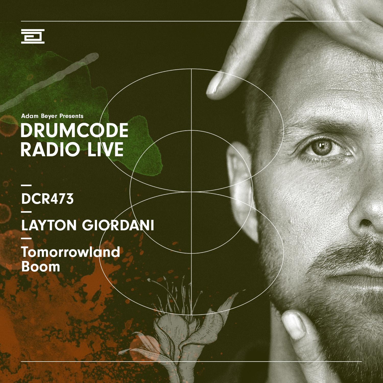 DCR473 – Drumcode Radio Live – Layton Giordani live from