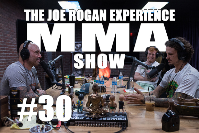 The Joe Rogan Experience JRE MMA Show #30 with Sean O'Malley & Tim Welch