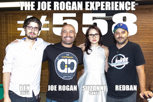 The Joe Rogan Experience #558 - Honey Honey