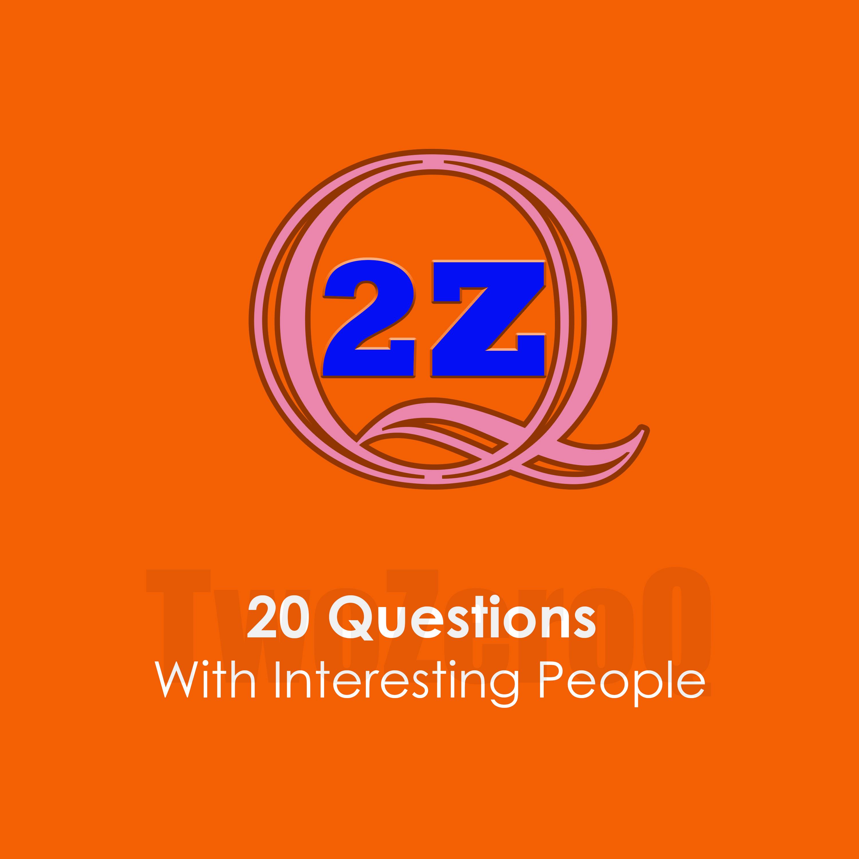 Two Zero Q: 20 Questions With Interesting People from the LGBT community  and friends | Listen via Stitcher Radio On Demand
