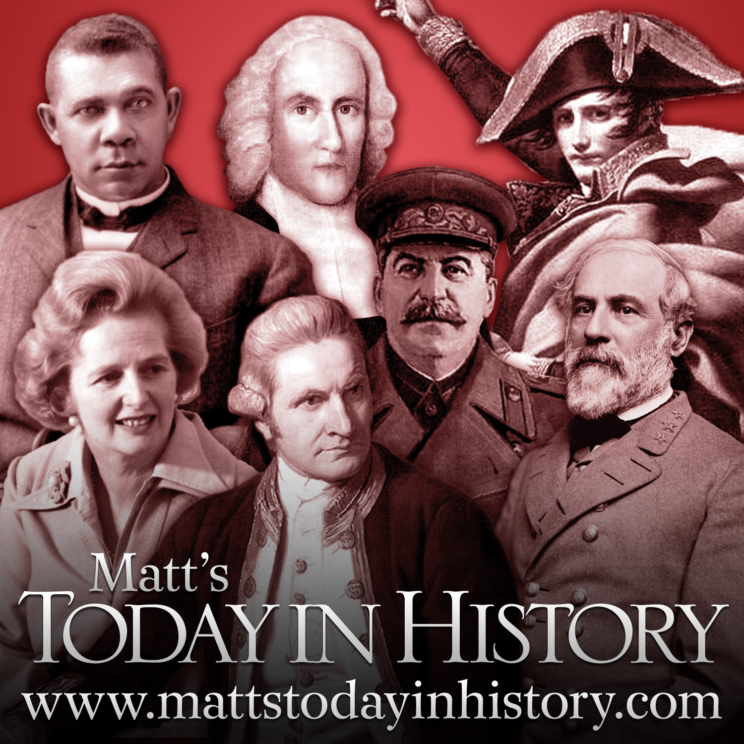 pod|fanatic | Podcast: Matt's Today in History | Episode