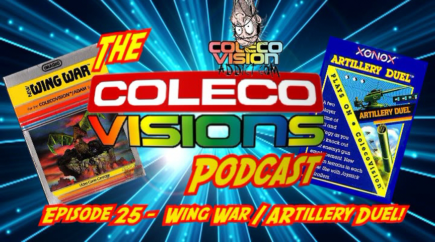 The ColecoVisions Podcast | Podbay