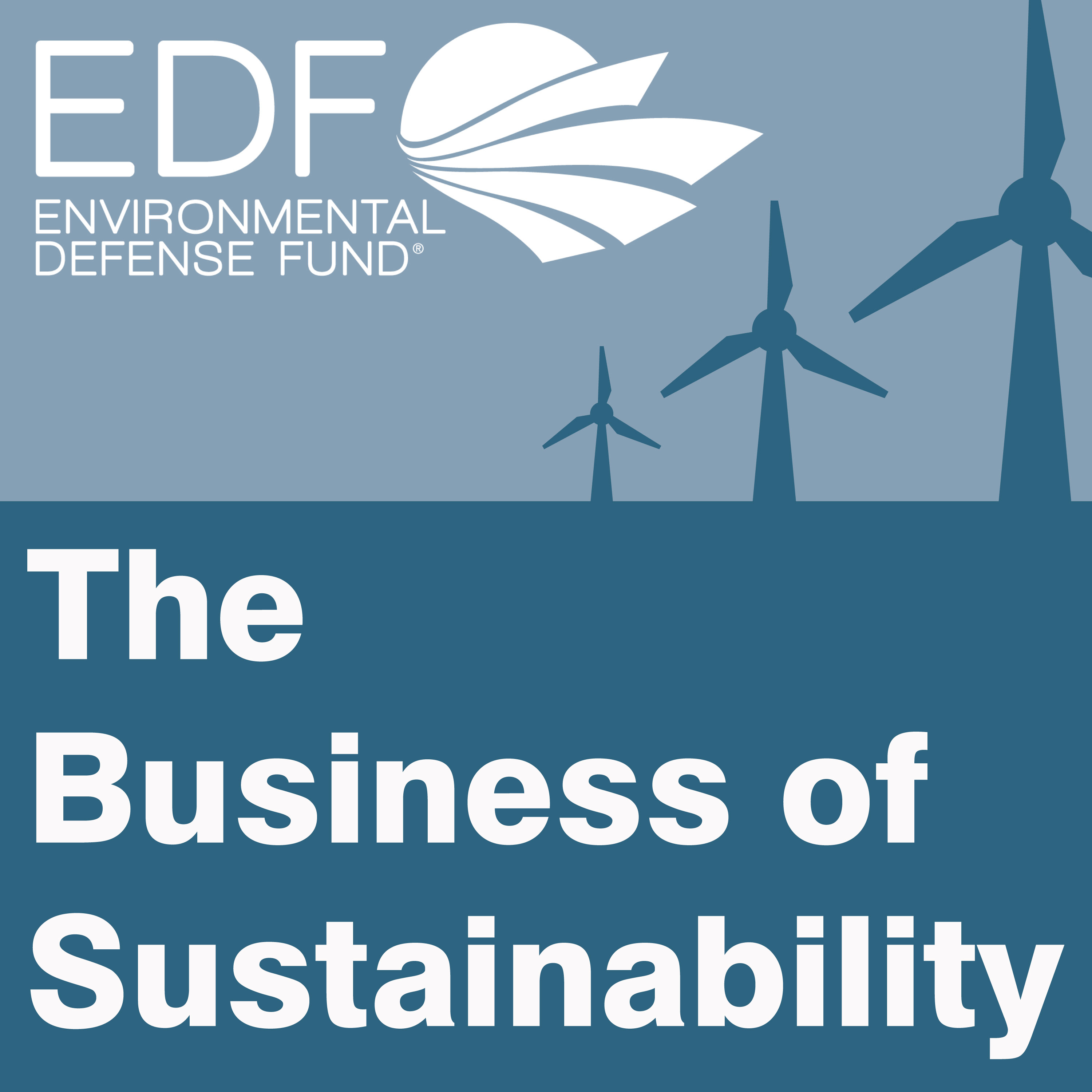 The Business of Sustainability – an EDF Podcast