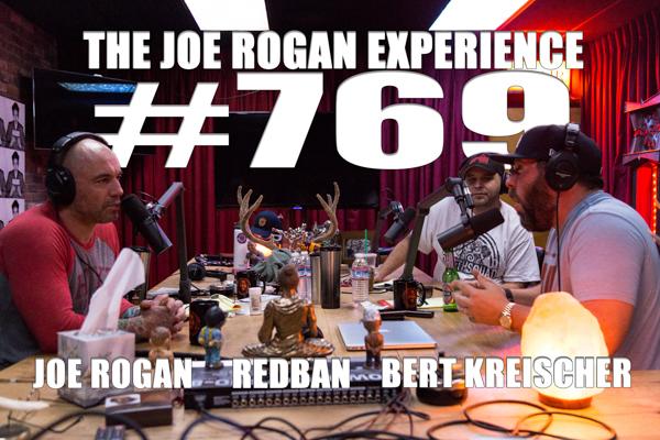 The Joe Rogan Experience #769 - Bert Kreischer