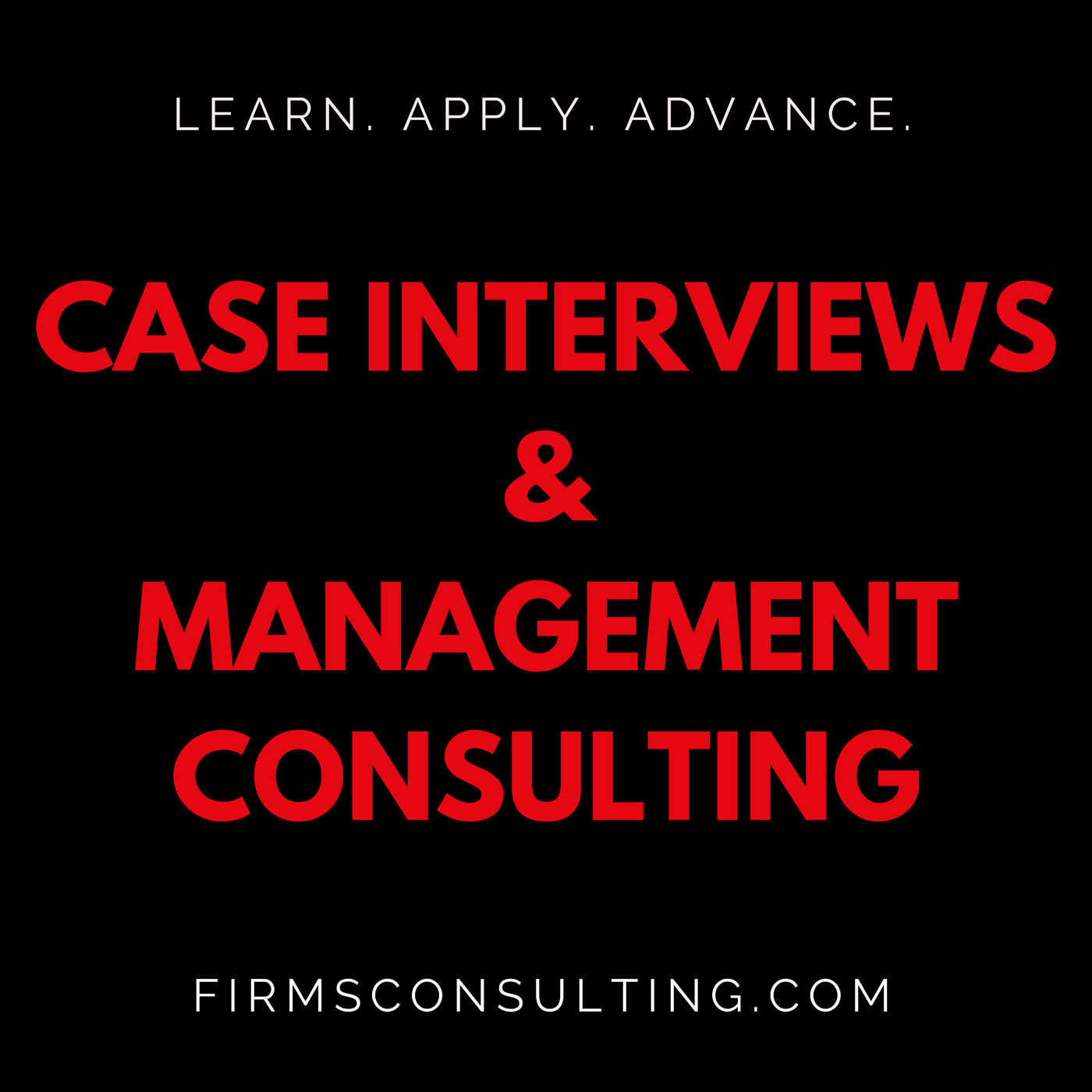 Case Interview Preparation & Management Consulting | Strategy