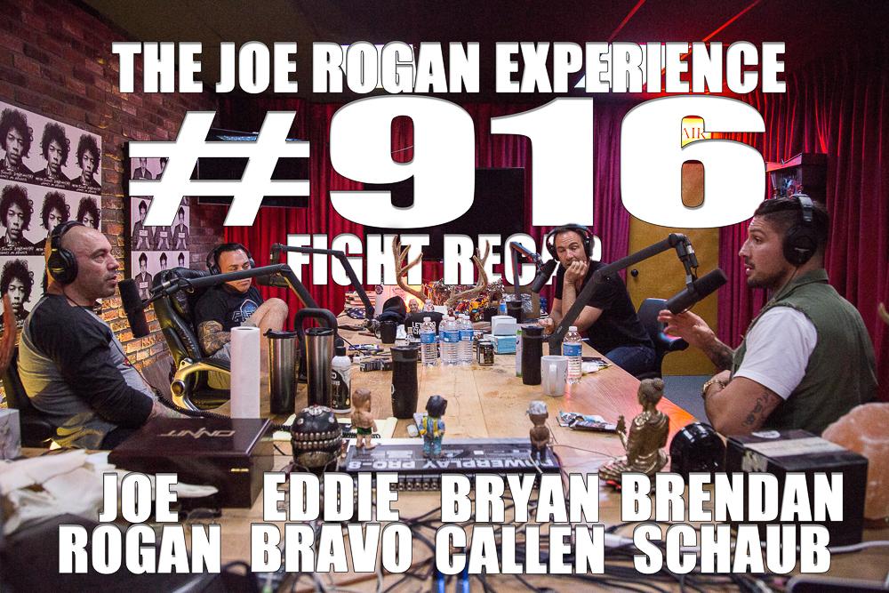The Joe Rogan Experience #916 - Fight Recap