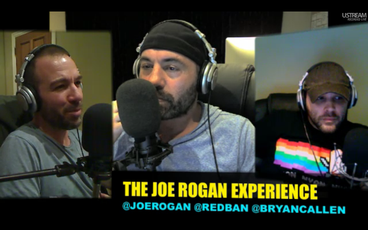 The Joe Rogan Experience PODCAST #172 - Bryan Callen, Brian Redban