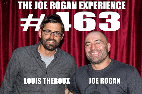 The Joe Rogan Experience #463 - Louis Theroux
