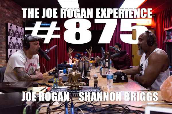 The Joe Rogan Experience #875 - Shannon Briggs