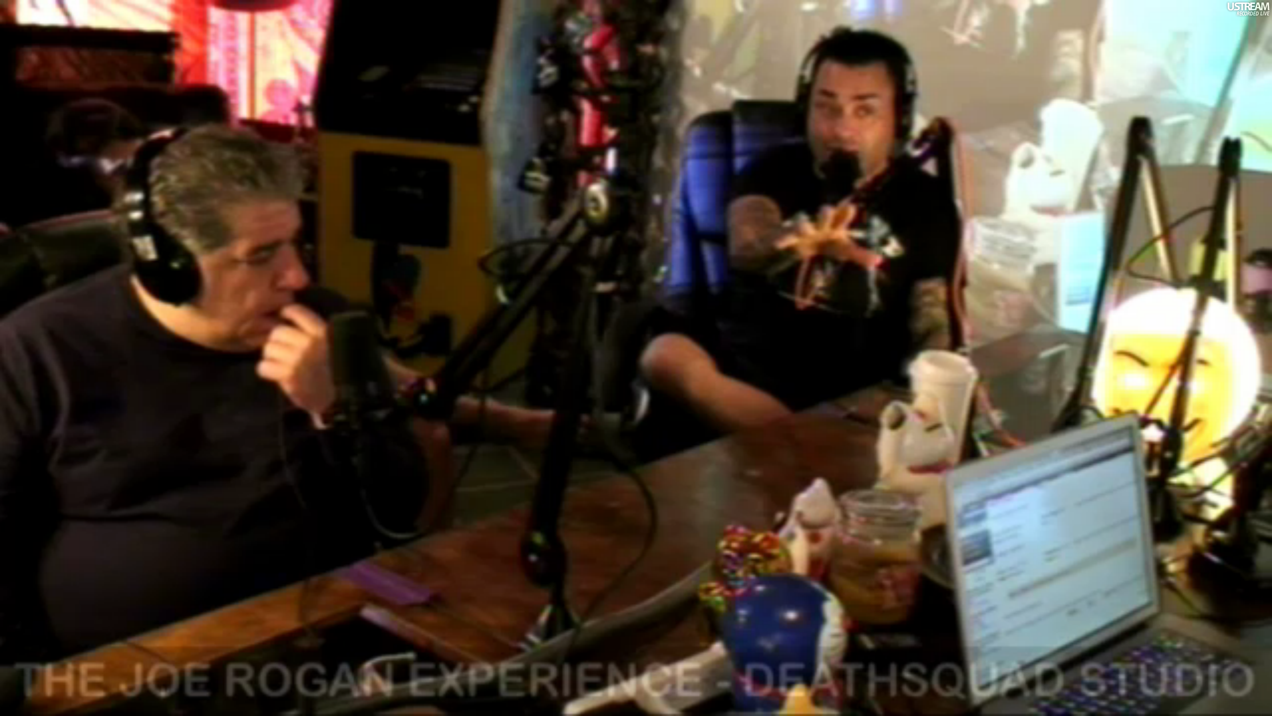 The Joe Rogan Experience PODCAST #180 - Joey Diaz, Eddie Bravo, Denny Prokopos, Brian Redban