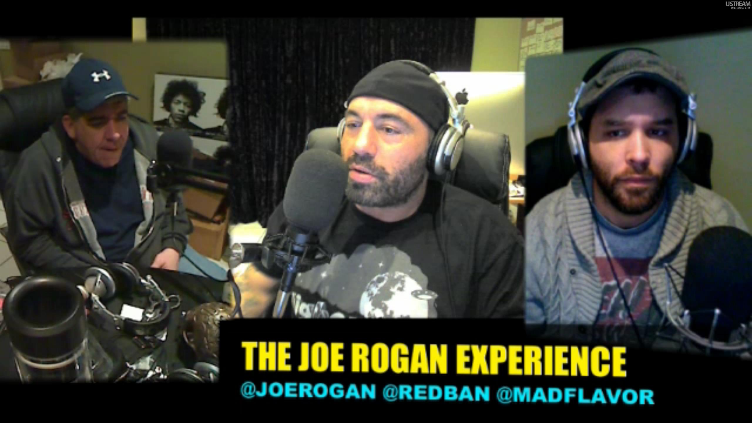 The Joe Rogan Experience PODCAST #178 - Joey Diaz, Brian Redban