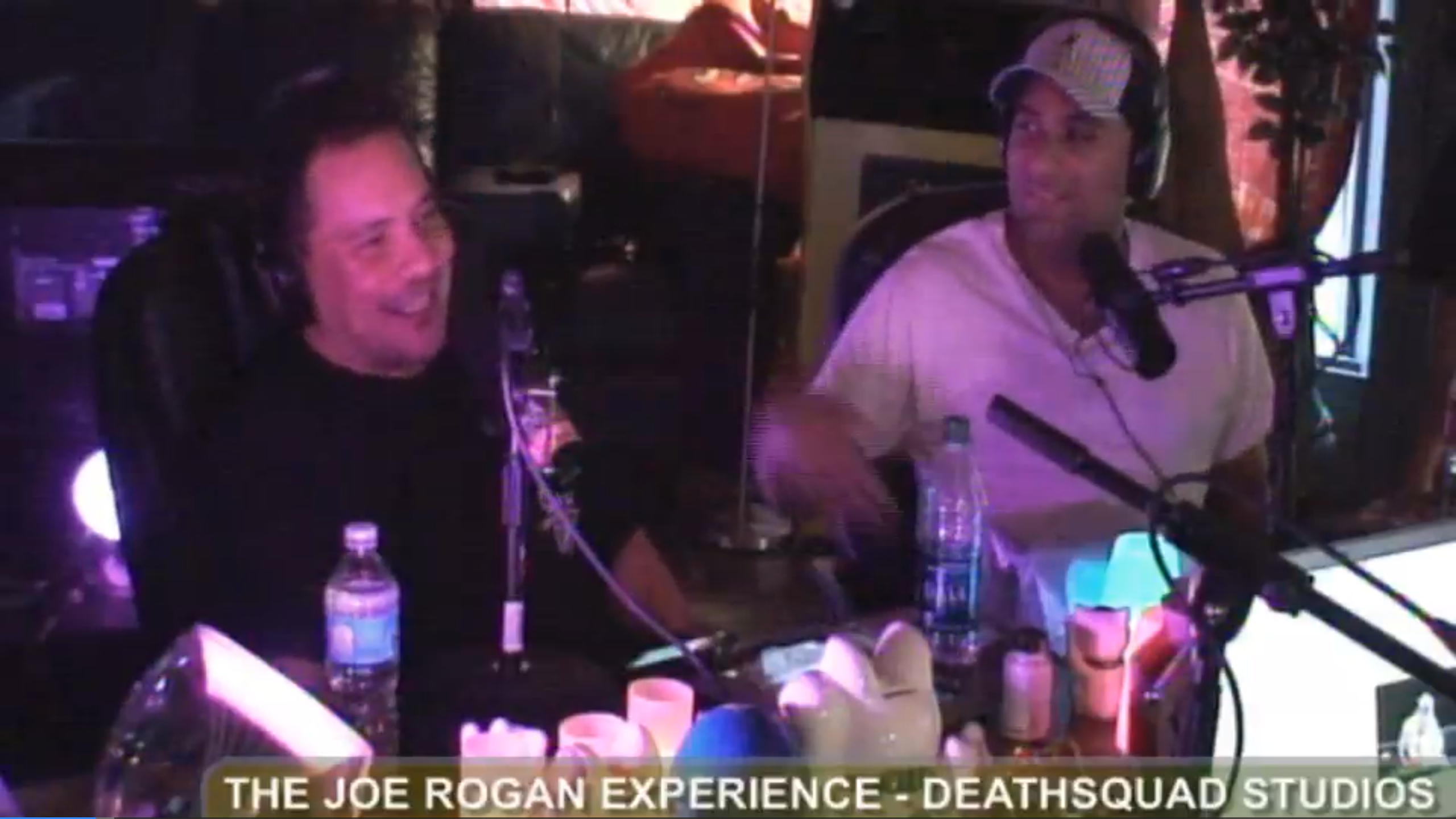 The Joe Rogan Experience #296 - Mix Master Mike, Russell Peters, Mark Rasta, Brian Redban