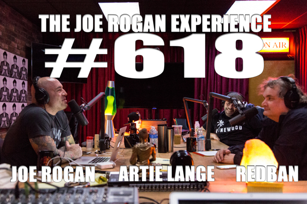 The Joe Rogan Experience #618 - Artie Lange