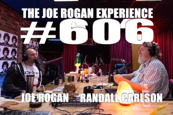 The Joe Rogan Experience #606 - Randall Carlson