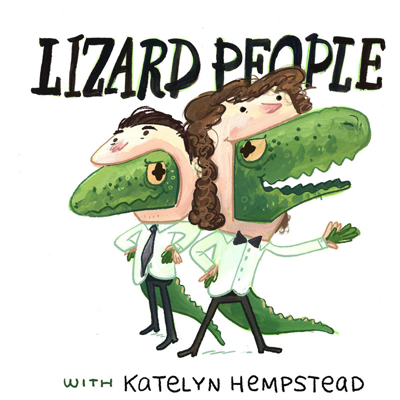 Lizard People: Comedy & Conspiracy Theories