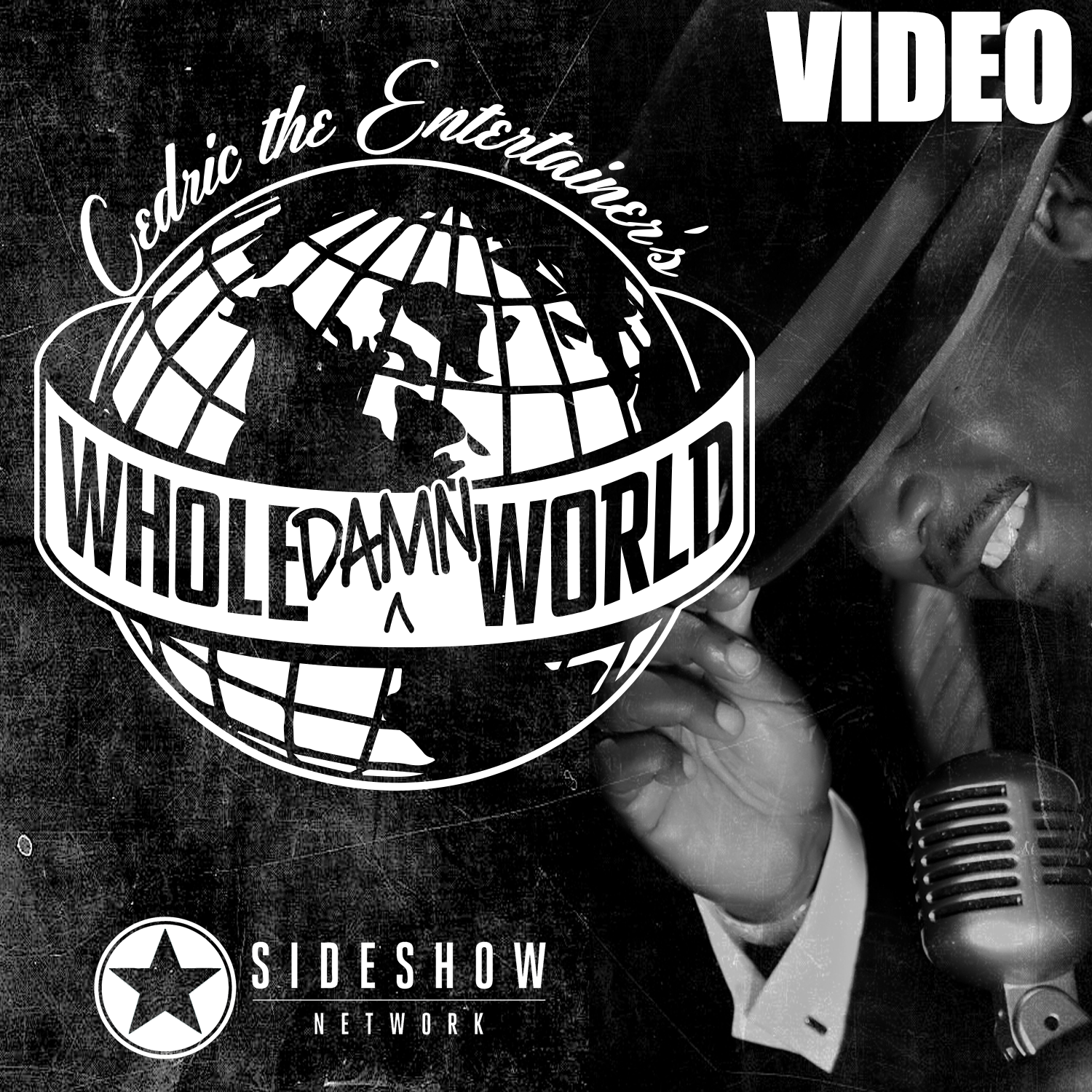 Cedric The Entertainer's Whole Damn World - Video
