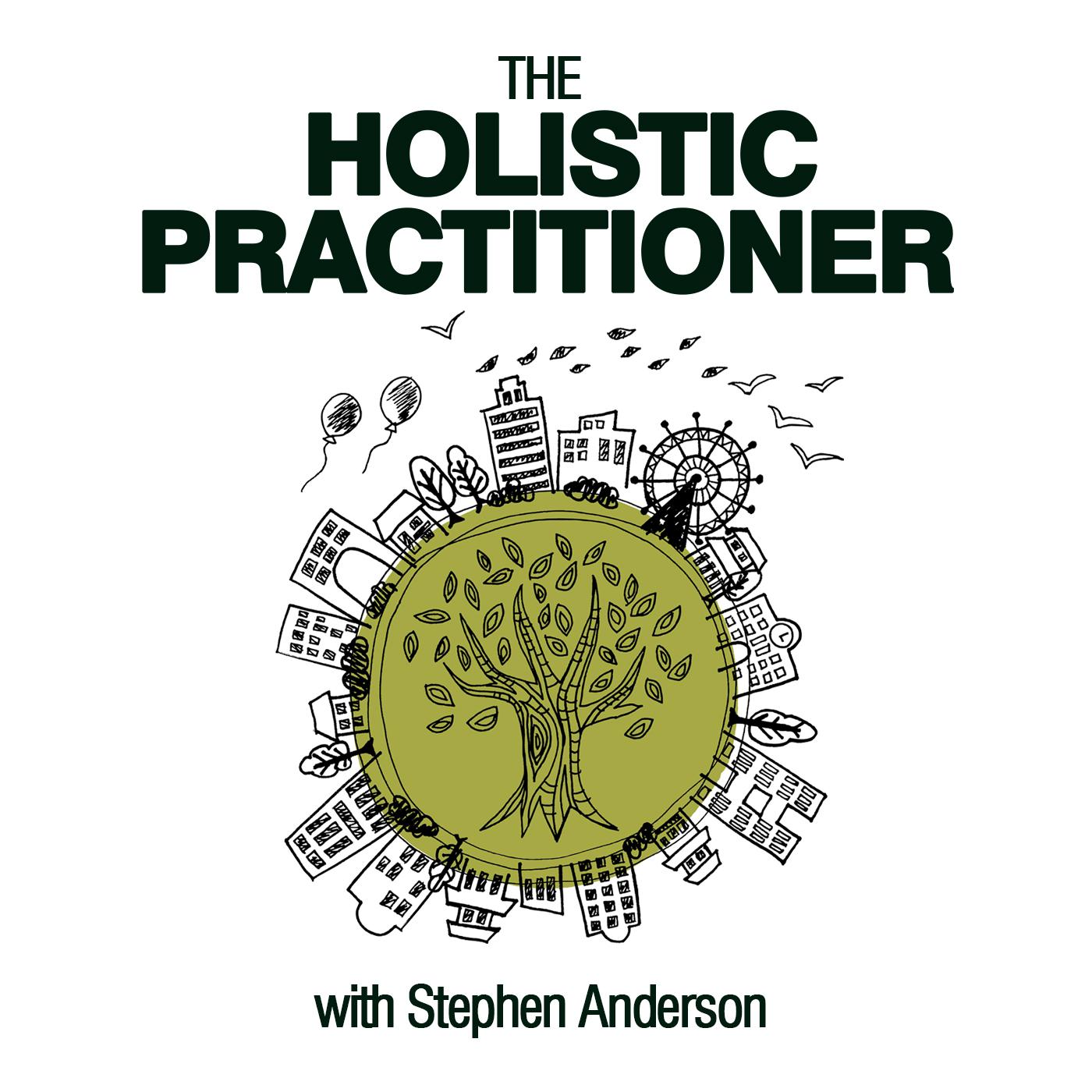 The Holistic Practitioner Podcast   Listen via Stitcher