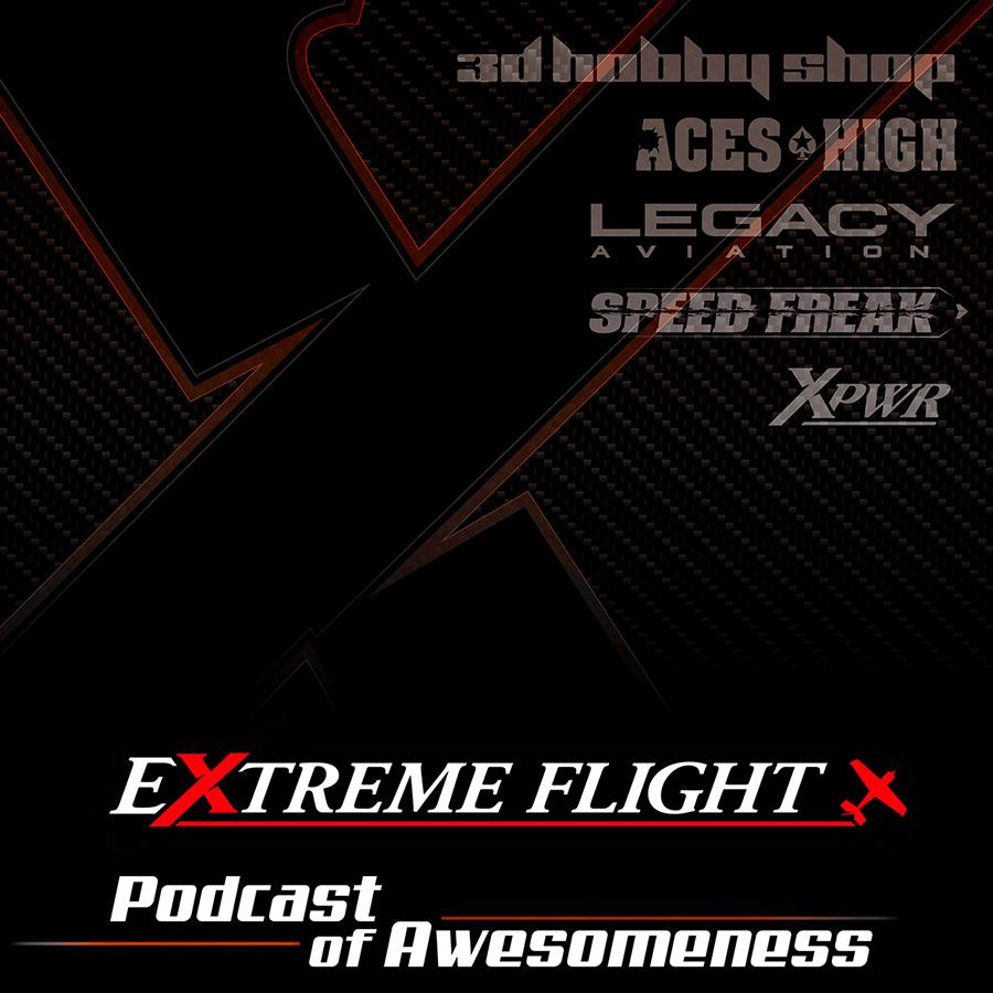 Extreme Flight RC's podcast