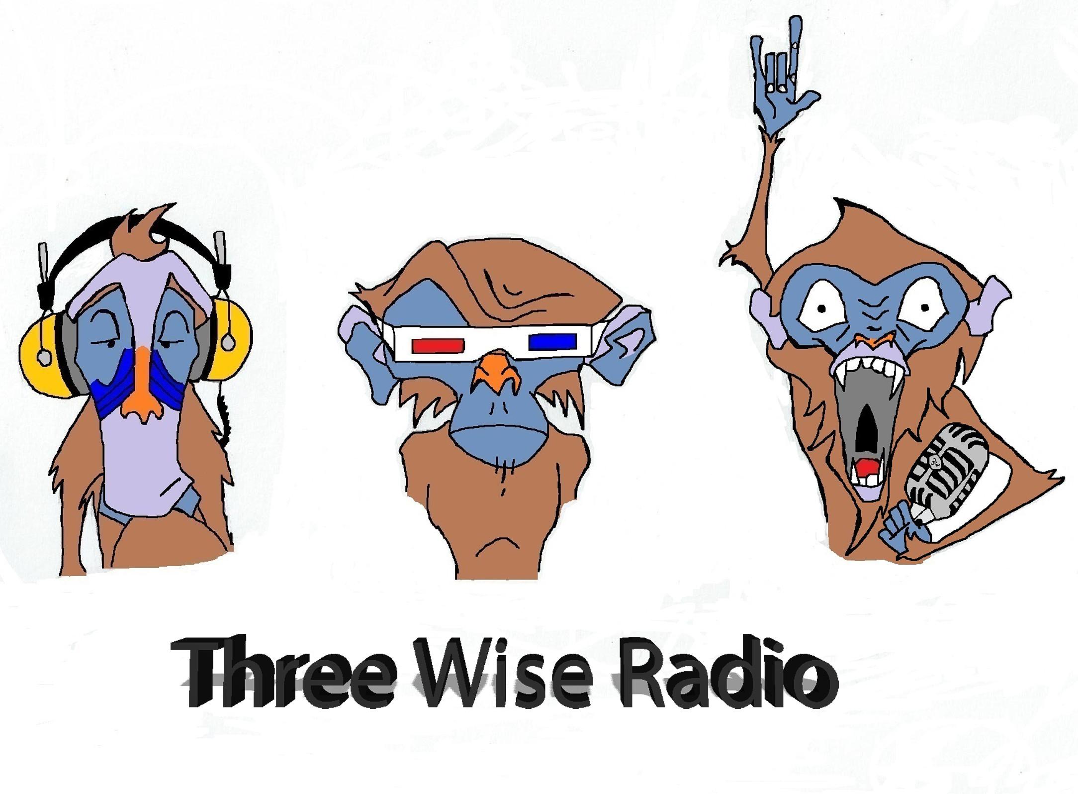 Three Wise Radio Podcasts