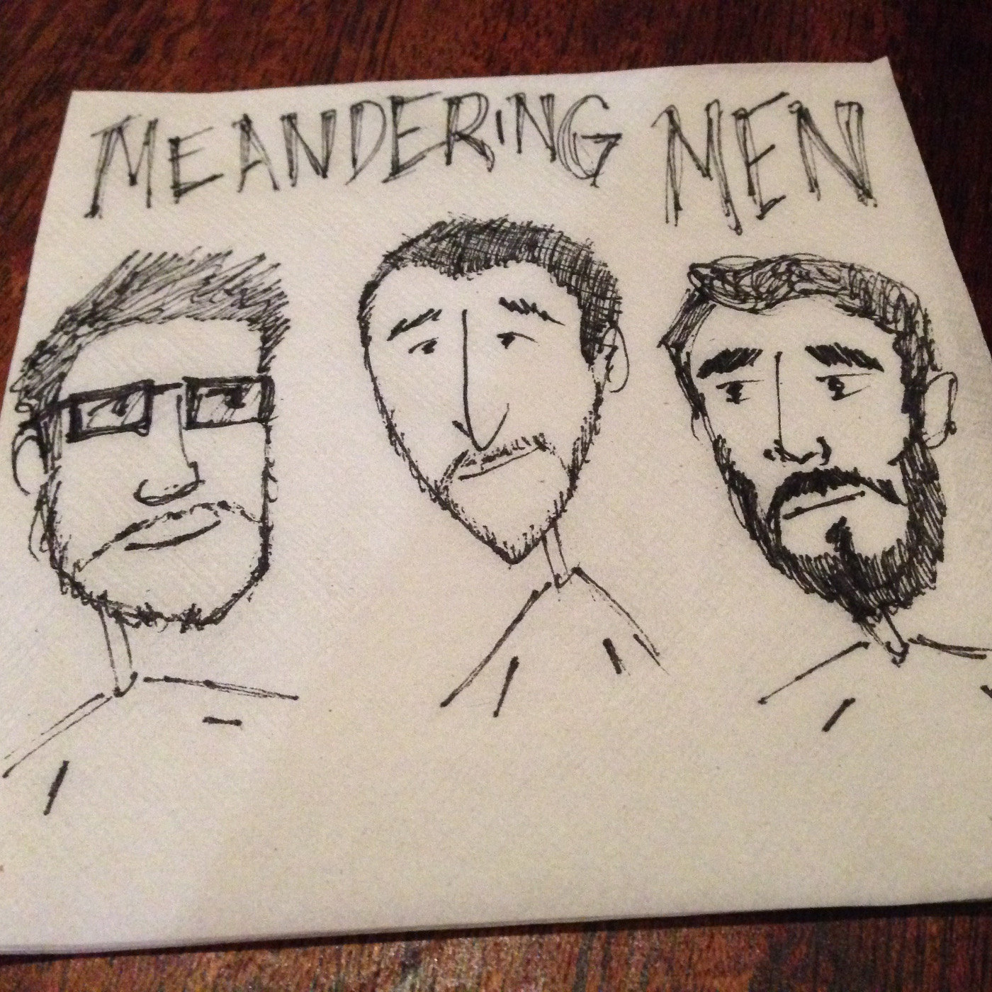Meandering Men