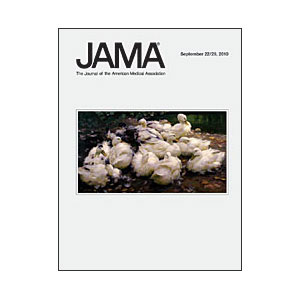 JAMA: 2010-09-22/29, Vol. 304, No. 12, This Week's Audio Commentary