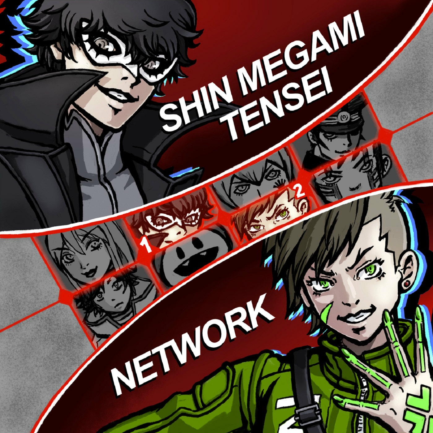 Shin Megami Tensei Network