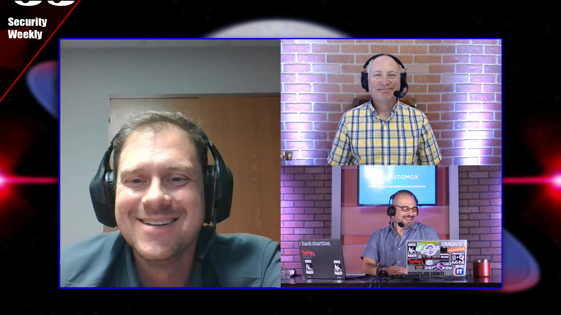 Paul's Security Weekly | Podbay