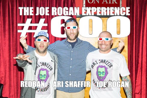The Joe Rogan Experience #600 - Ari Shaffir