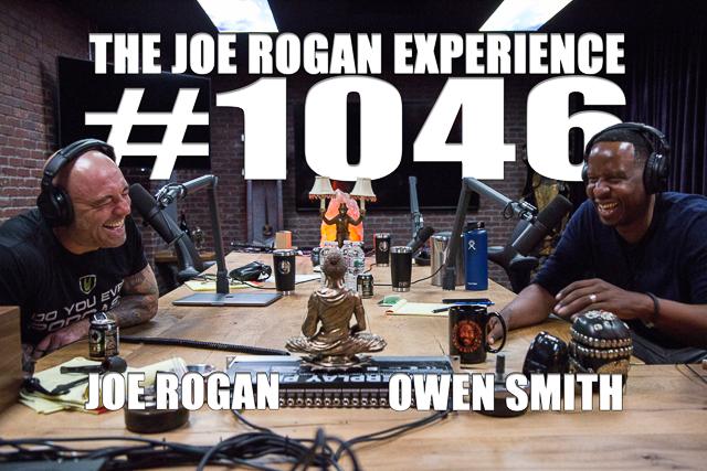The Joe Rogan Experience #1046 - Owen Smith