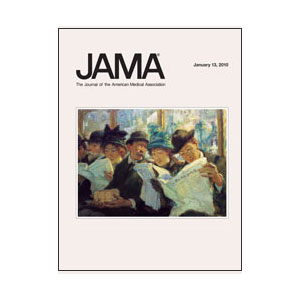 JAMA: 2010-01-13, Vol. 303, No. 2, This Week's Audio Commentary