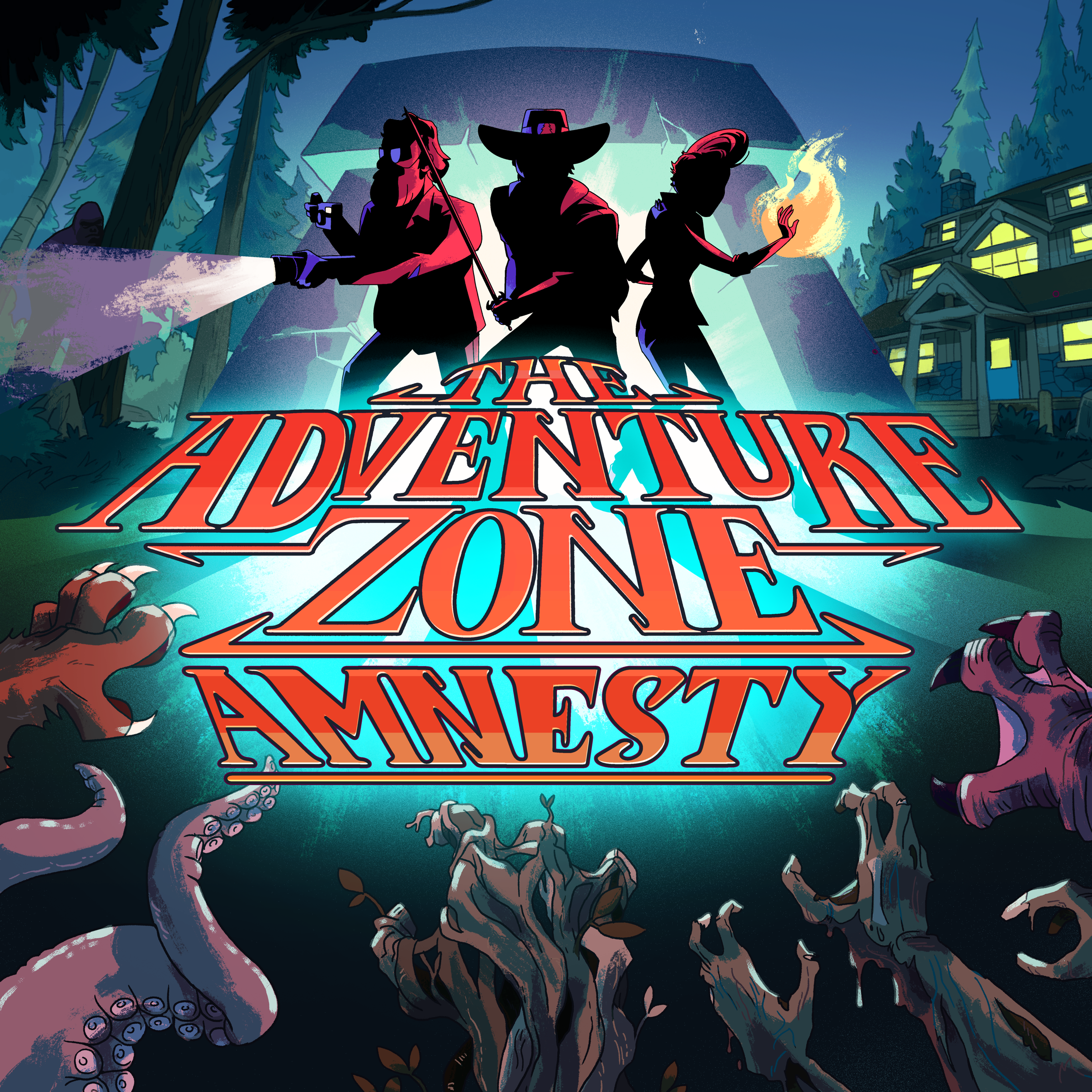 The The Adventure Zone Zone: Experiments Post-Mortem, More