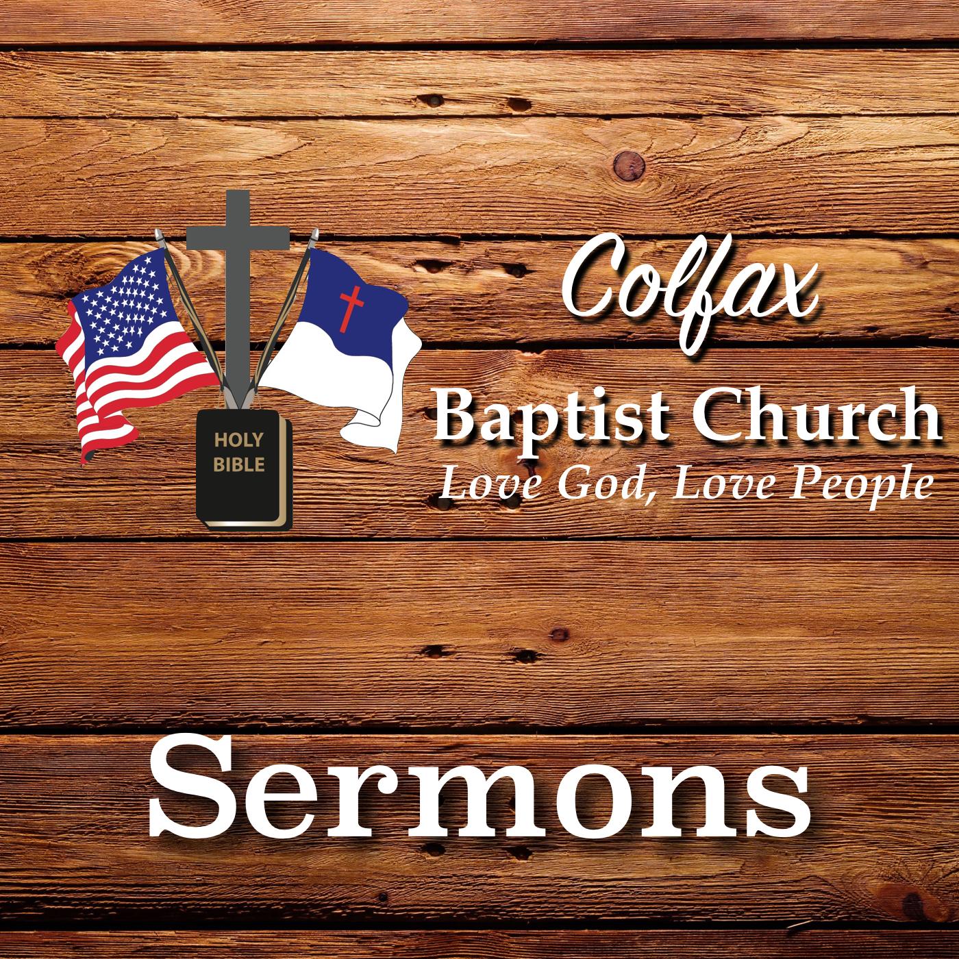 Colfax Baptist Church