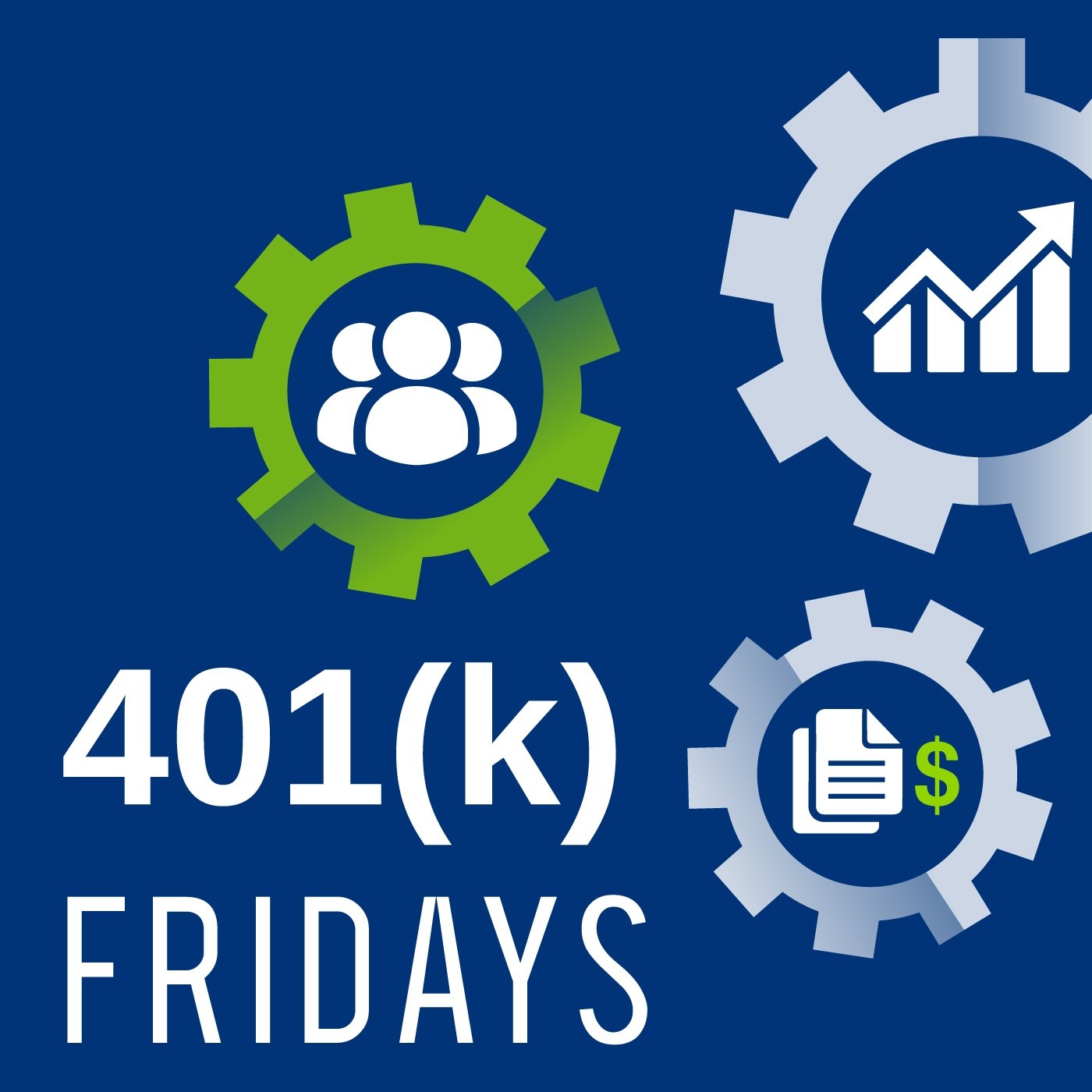 401 k fridays podcast listen via stitcher radio on demand