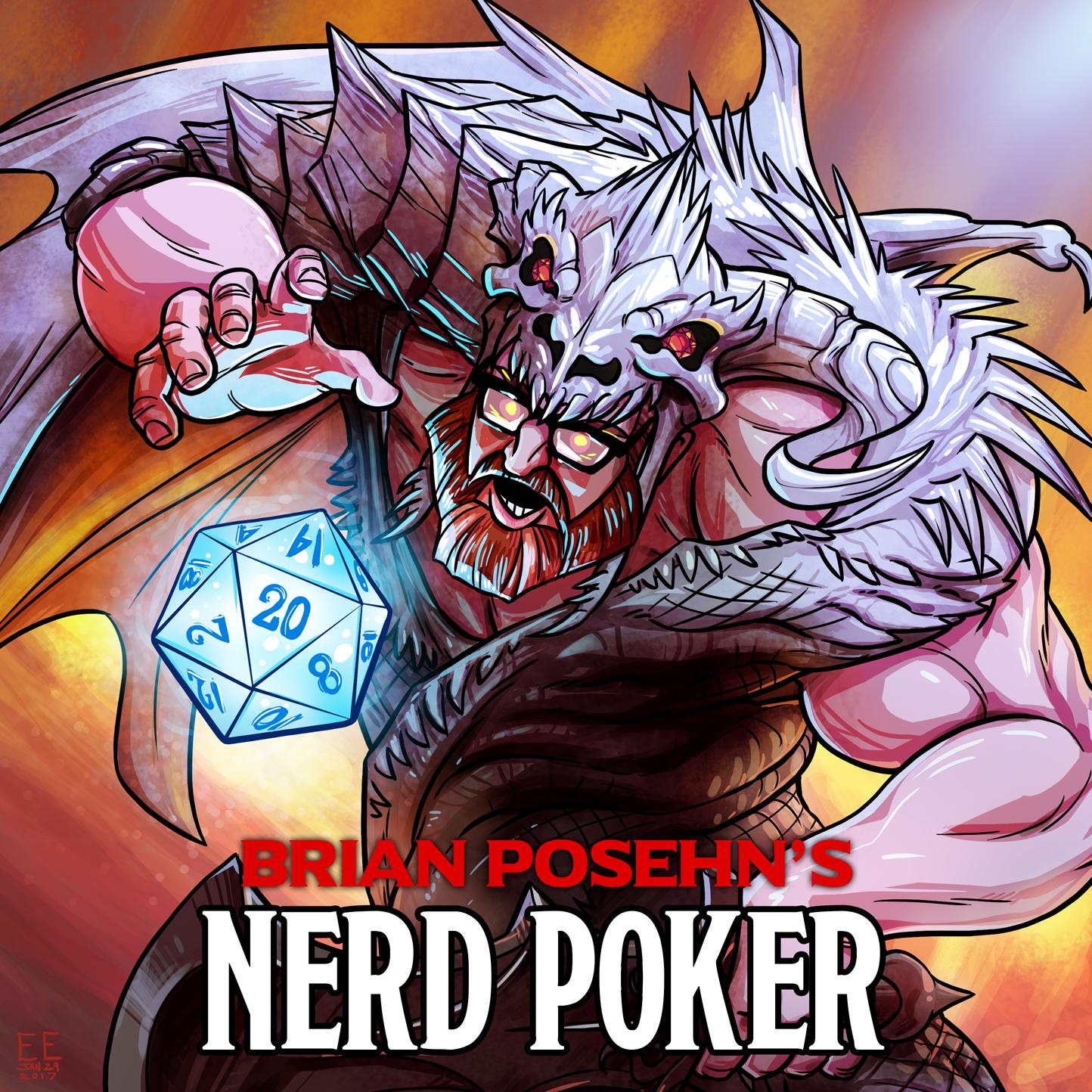 Episode 29 - Wexhall Nerd Poker podcast