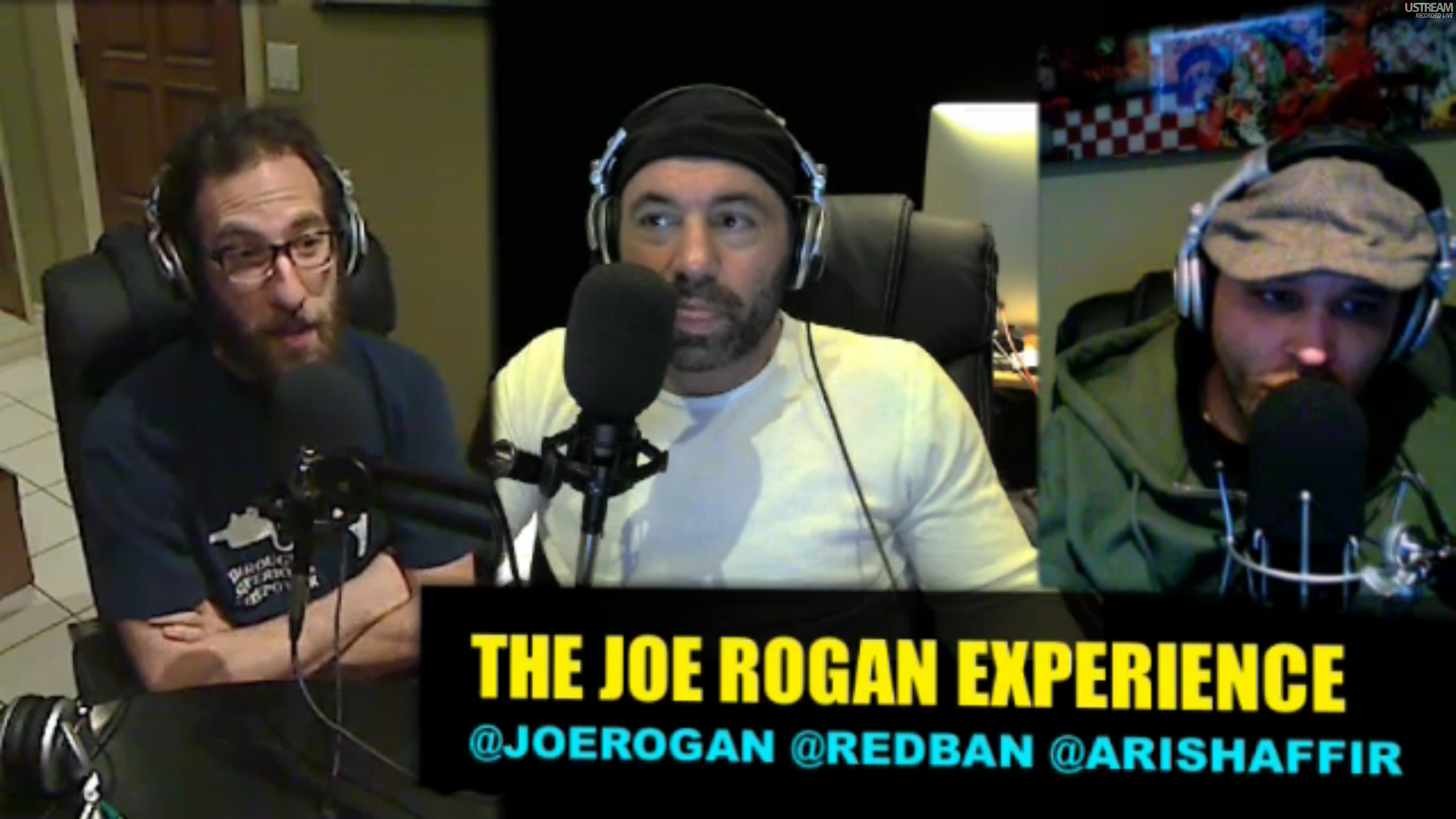 The Joe Rogan Experience PODCAST #186 - Ari Shaffir, Brian Redban