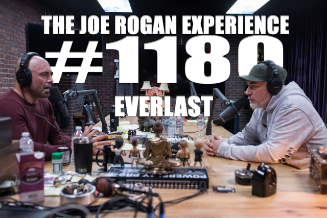 The Joe Rogan Experience #1180 - Everlast