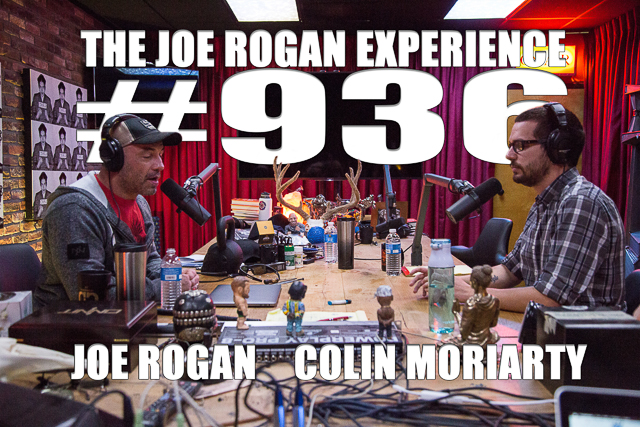 The Joe Rogan Experience #936 - Colin Moriarty