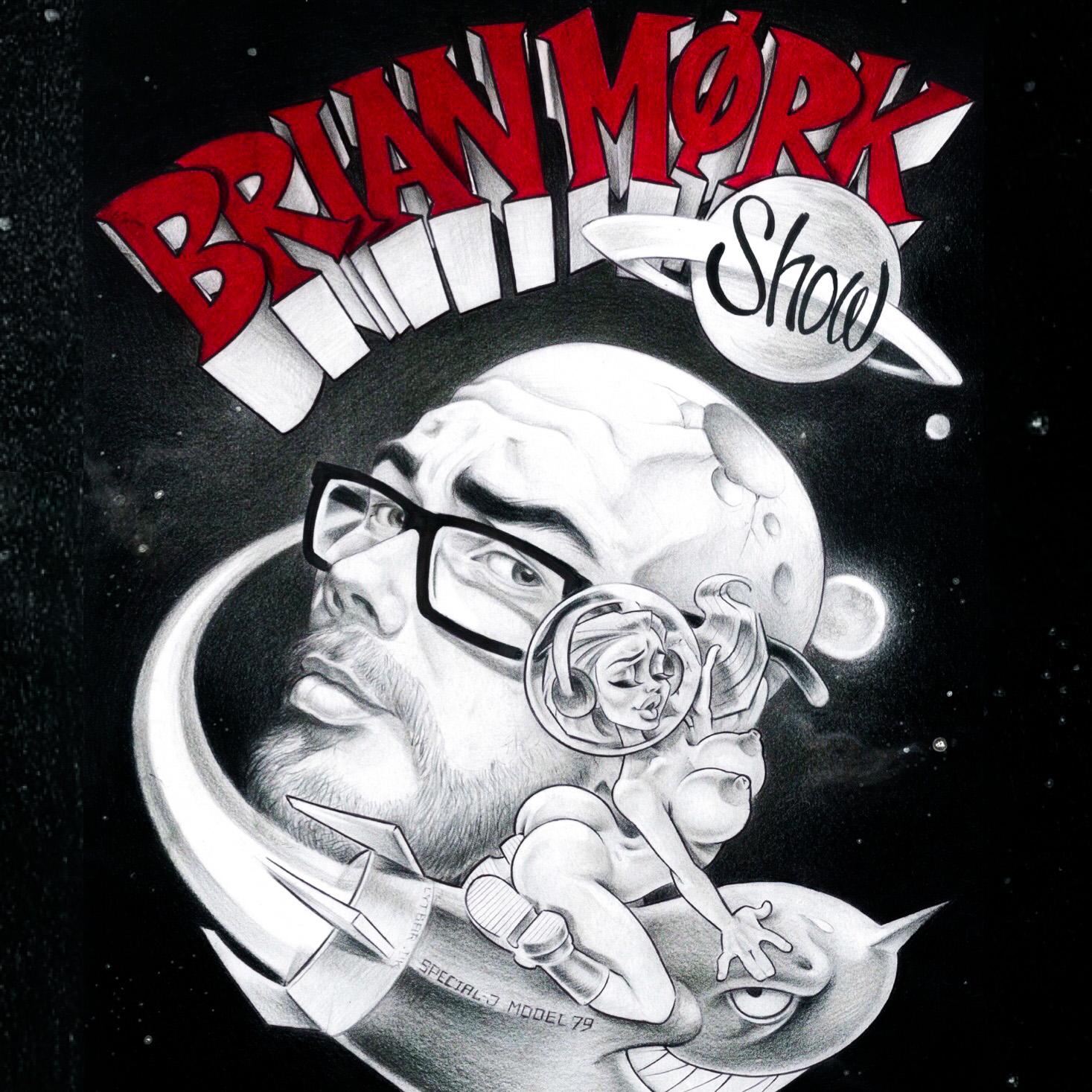 Brian Mørk Show #280: Årets Top 10 del 1