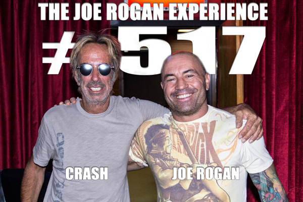 The Joe Rogan Experience #517 - Crash, from Float Lab (Part 2)